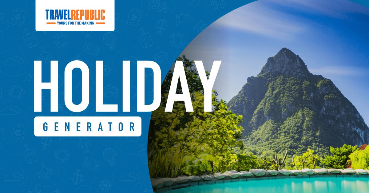 Holiday Generator - Travel Republic