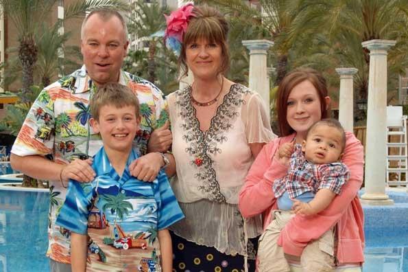 The Garvey Family