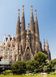 Barcelona's Segrada Familia