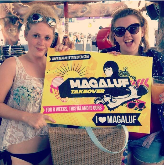 Magaluf Takeover