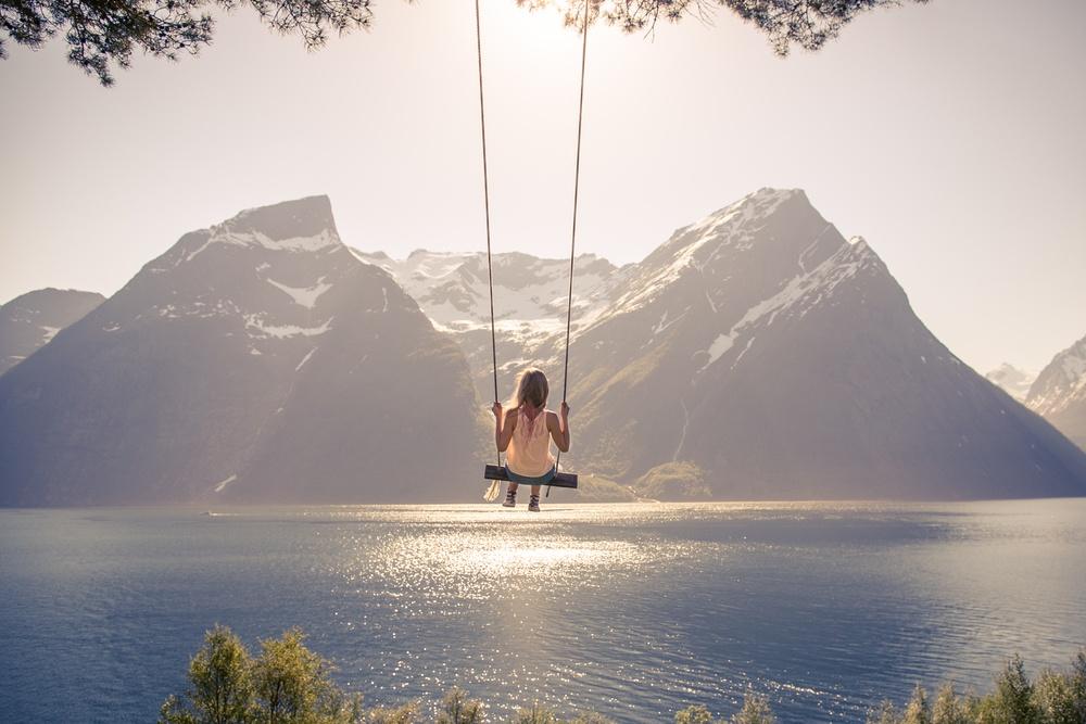 Norway swing
