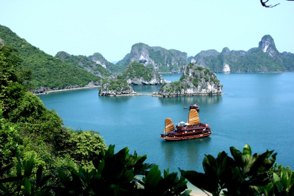 Vietnam's Halong Bay 1
