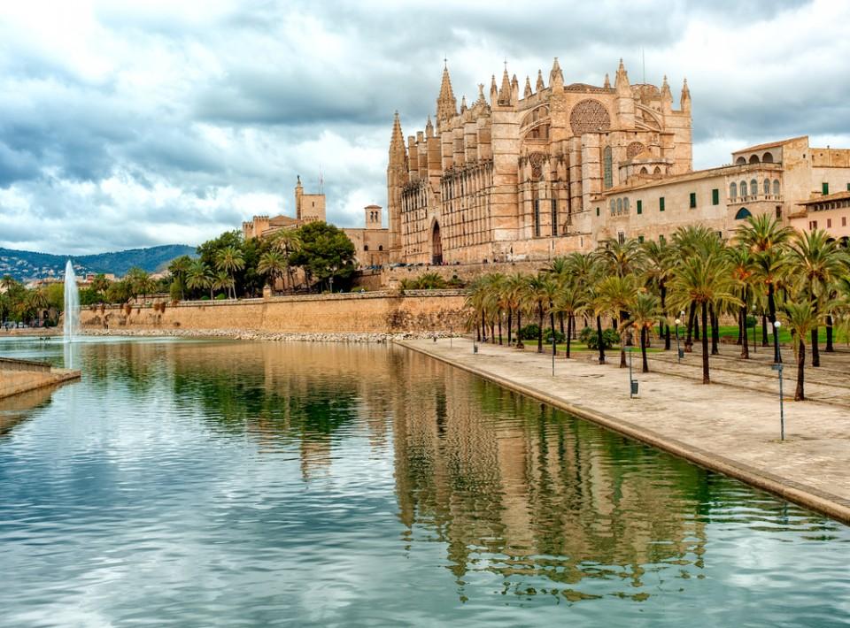 le seu cathedral majorca