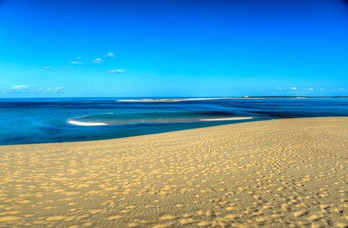 Bazaruto Sand Dune Islands Mozambique