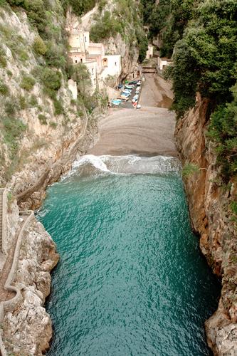 Furore Hidden Beach, Italy