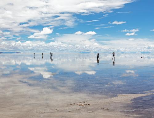 Sala de Uyuni Bolivia