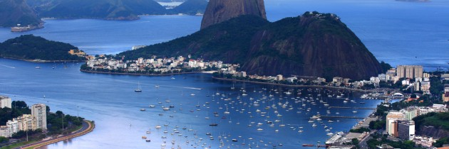 The Sights and Sounds of Rio