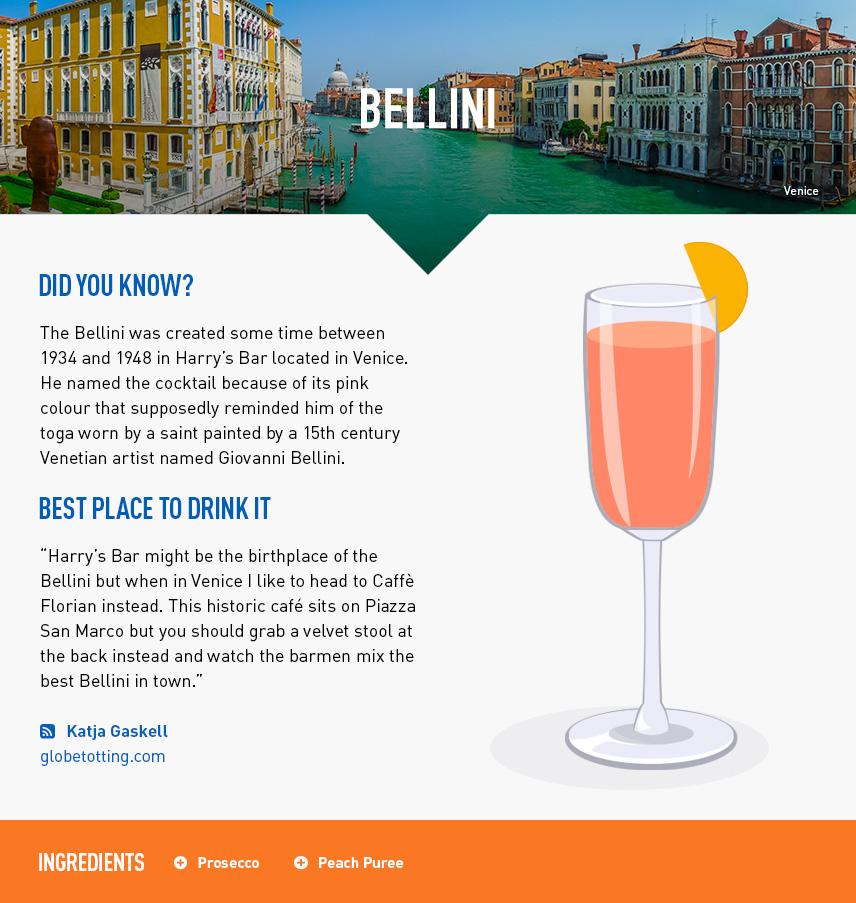 Bellini - Venice City Break - Italy