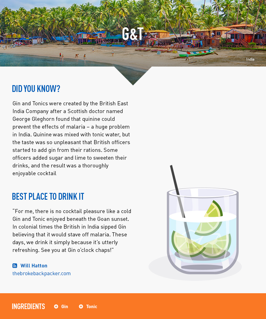 GT - Goa Beach Holiday - India
