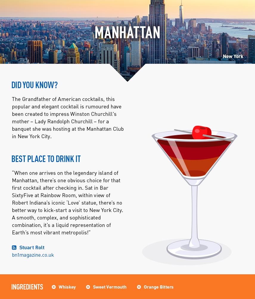 Manhattan - New York City Break - USA