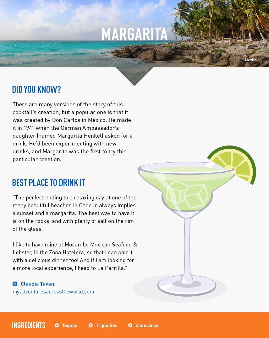 Margarita - Mexico Beach Holiday - Mexico
