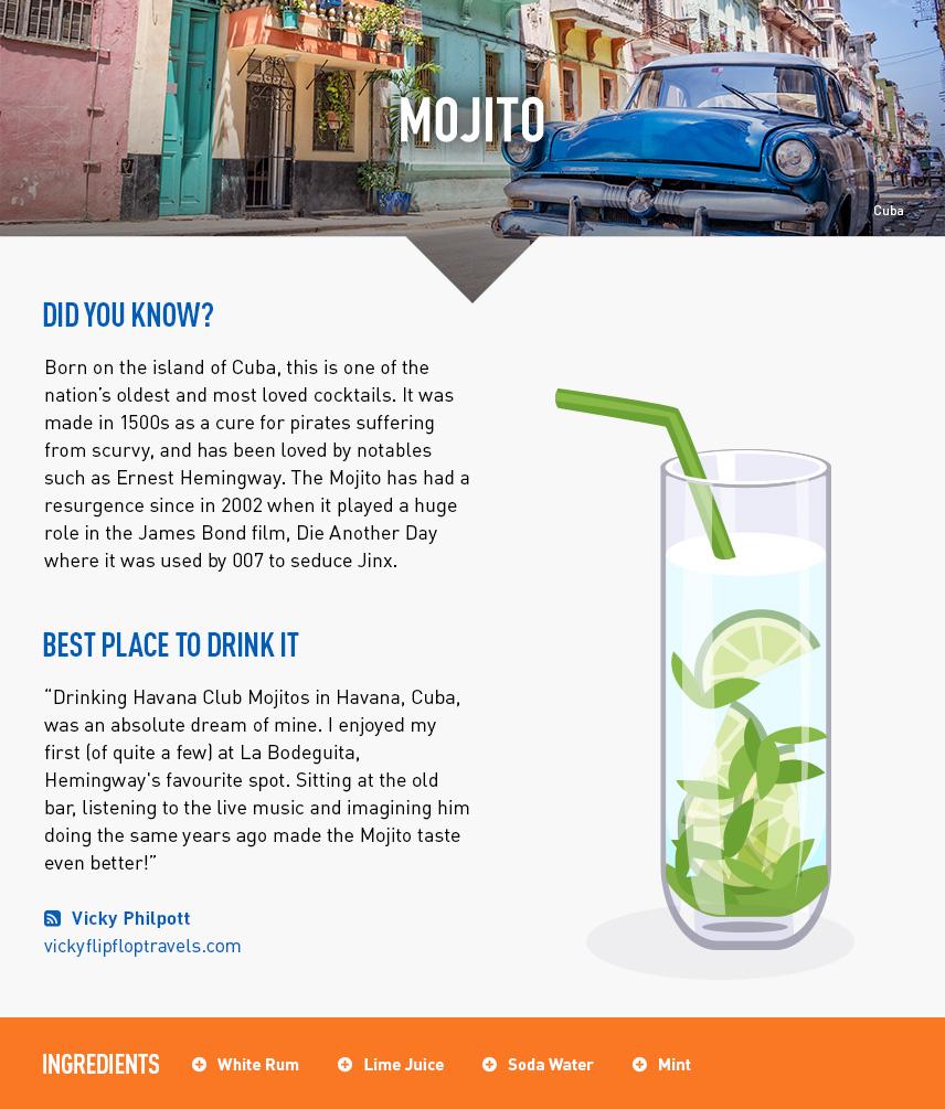 Mojito - Cuba Beach Holiday - Cuba
