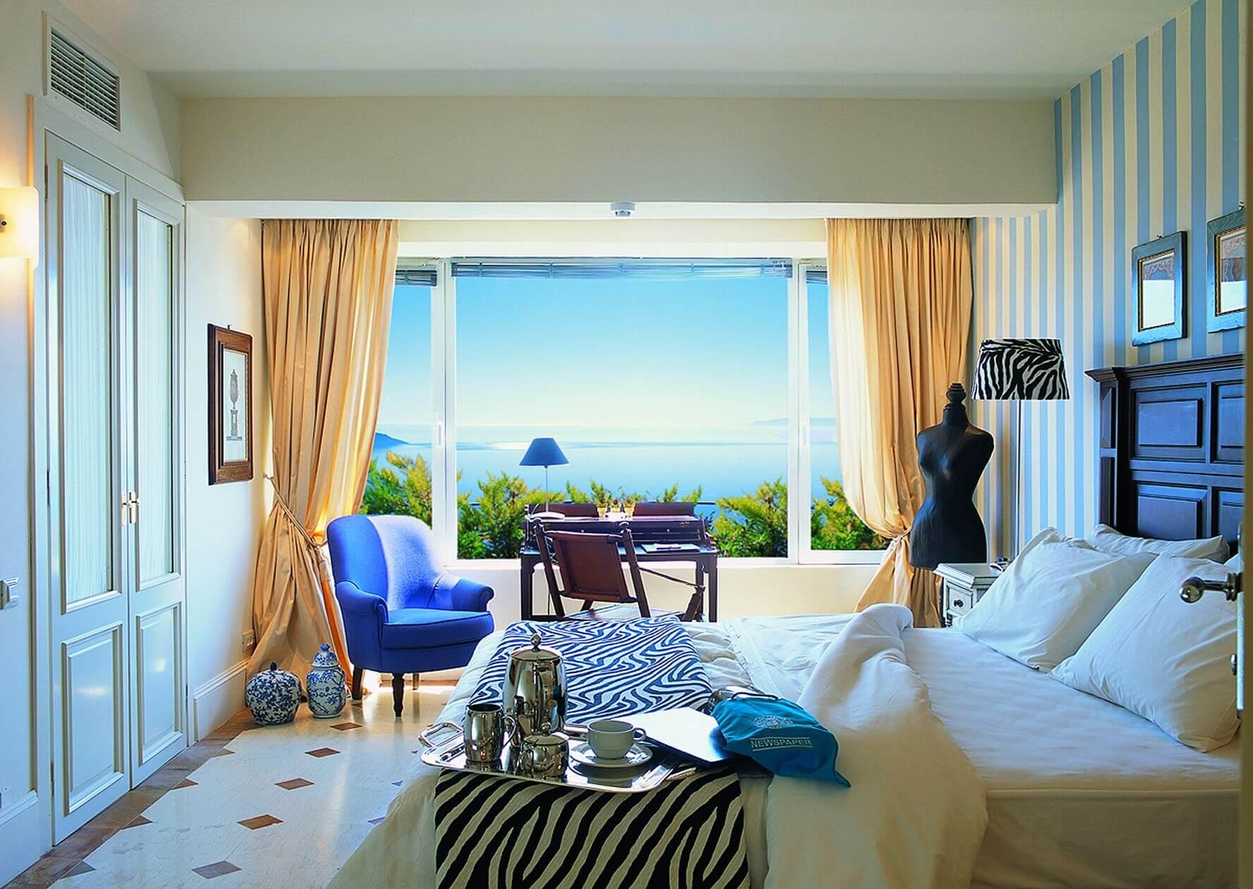 5 unique and stylish hotels travelrepublic blog for Stylish hotel