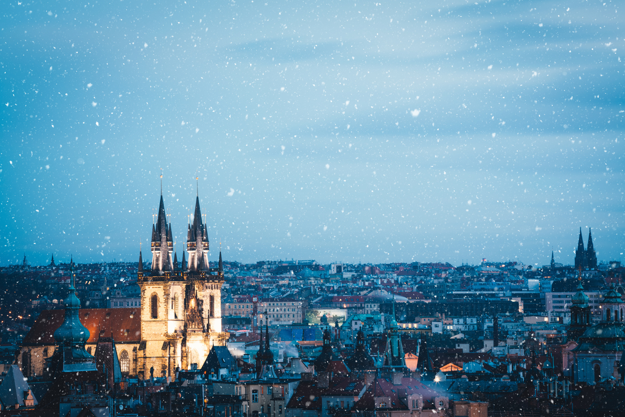 Why you should visit prague in the winter for Best warm places to visit in november