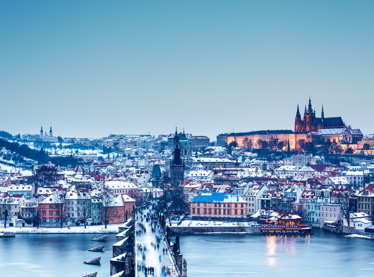 Why You Should Visit Prague In The Winter