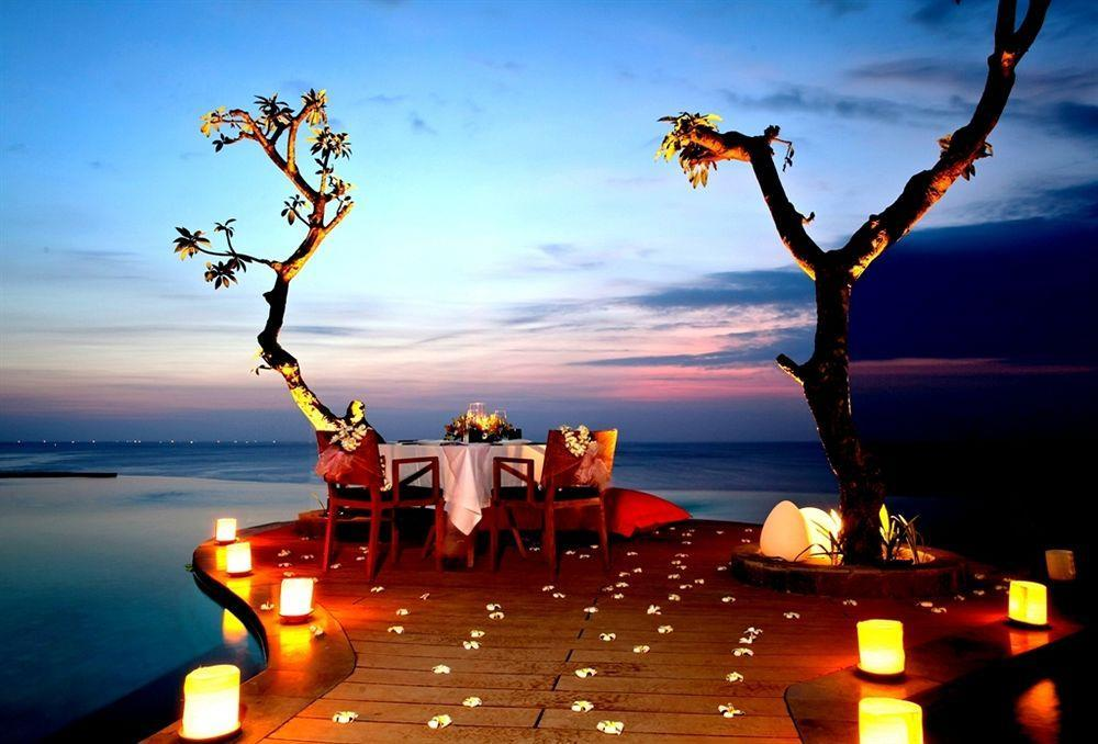 Unusual restaurants around the world part 2 for Unique accommodation bali