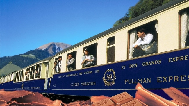 how to get around switzerland by train