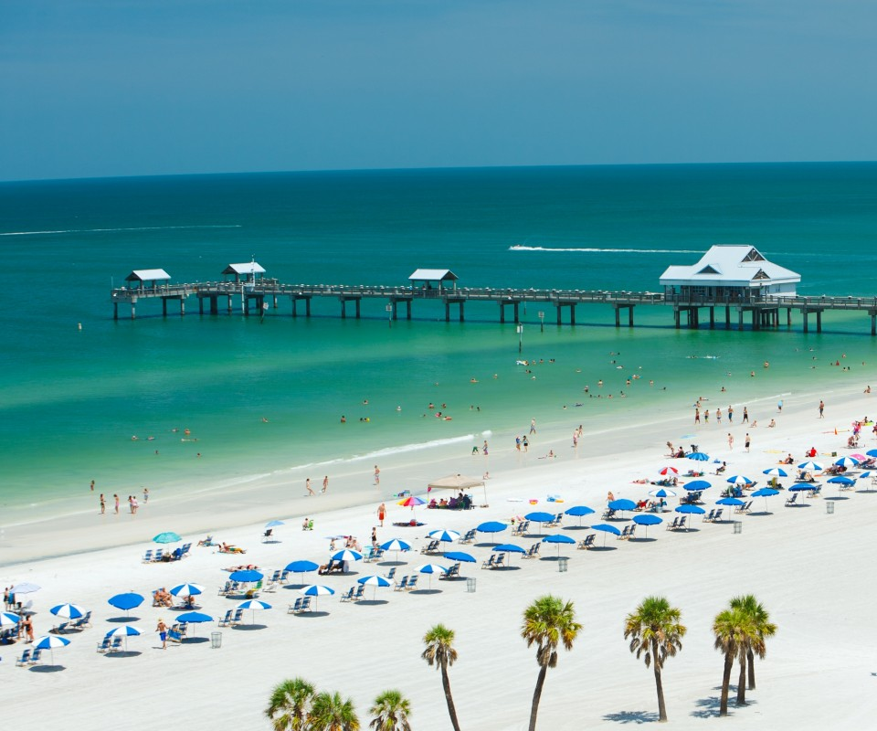 Inflatable Slide Clearwater Beach: Award Winning Beaches In St. Pete/Clearwater