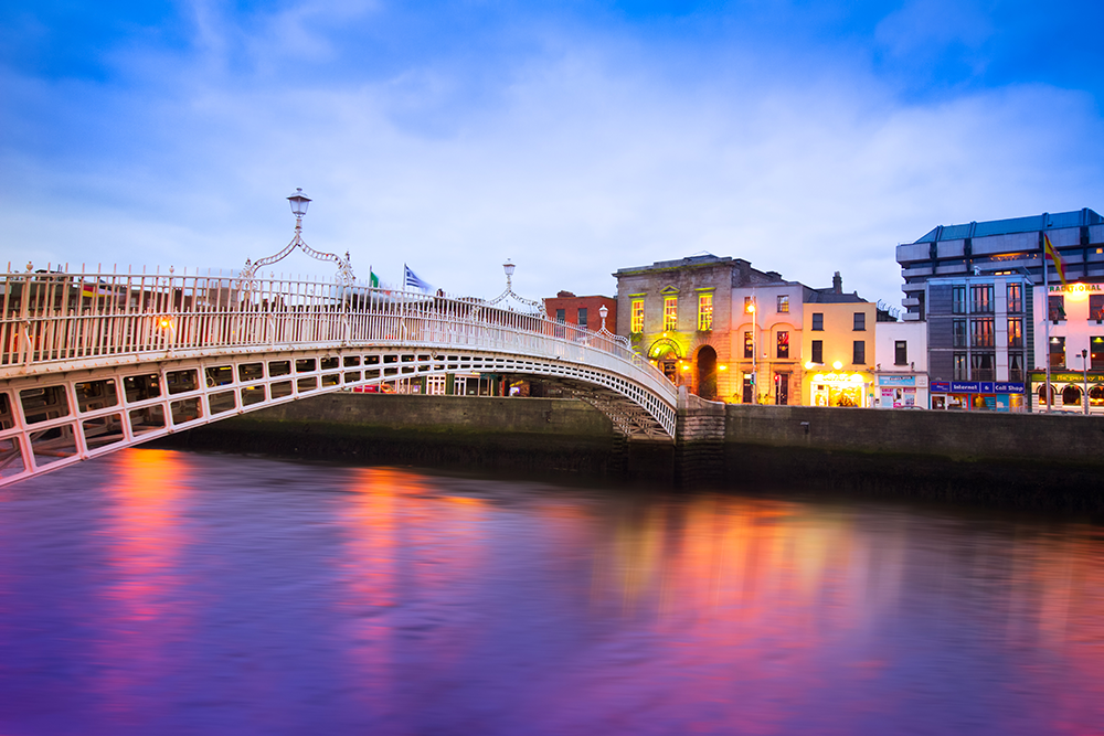 Wonderful Winter City Breaks Dublin