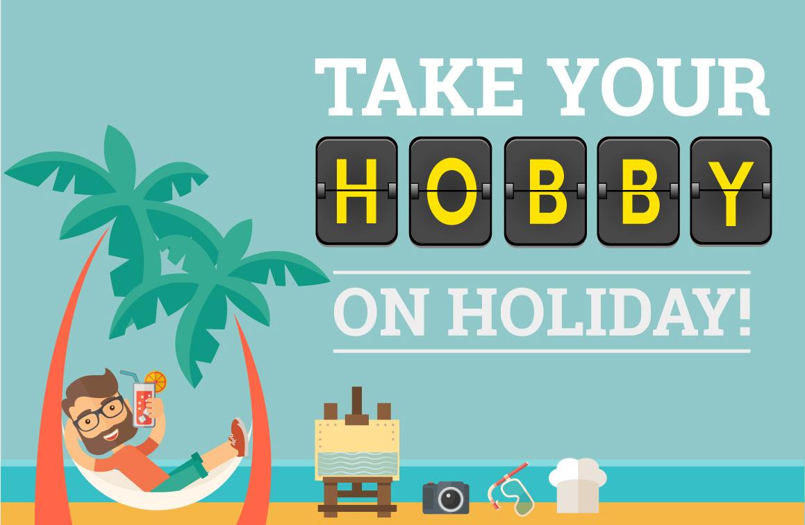 take your hobby on holiday travelrepublic blog sesome tr hobby titleimage