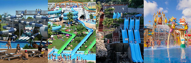4 MORE Hotels With Water Parks