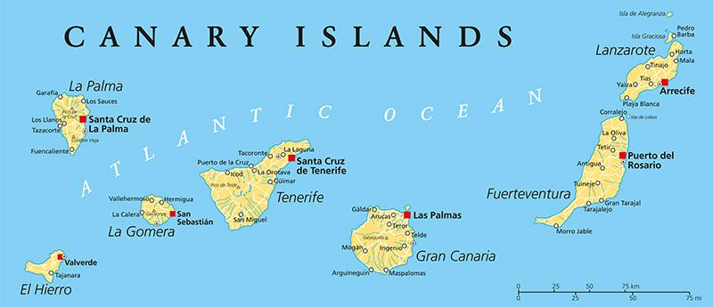 canary islands - photo #1