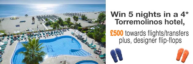 WIN A 5 Night Holiday – Because Life Is Better In Flip-Flops