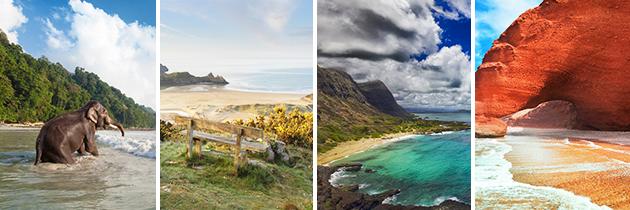 Unusual and Amazing Beaches Around the World