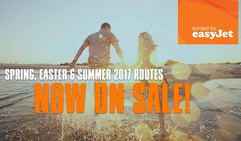 Картинки по запросу easyjet Summer 2017 On Sale Now