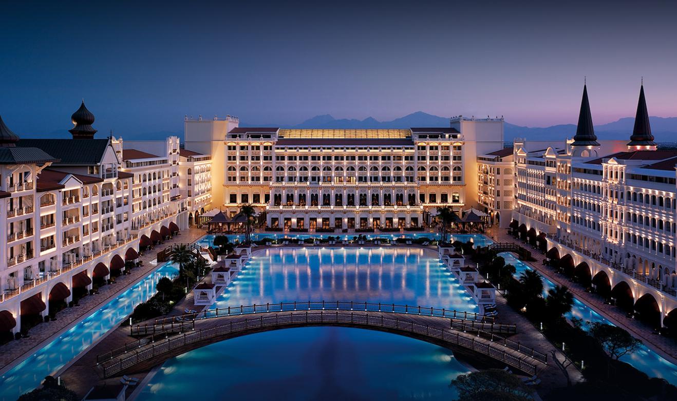 Mardan Palace, Antalya, Turkey