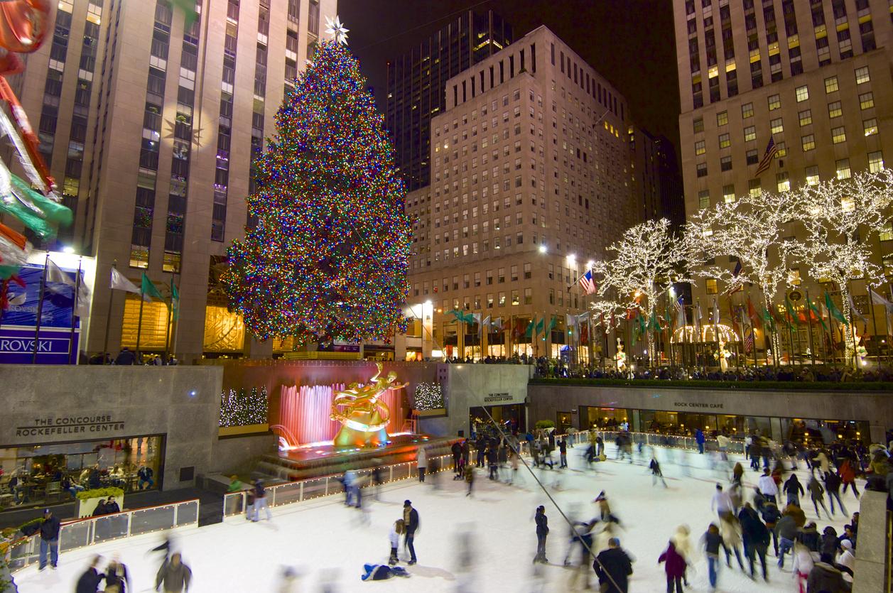 The best city breaks in december for christmas cheer for Traveling to new york in december