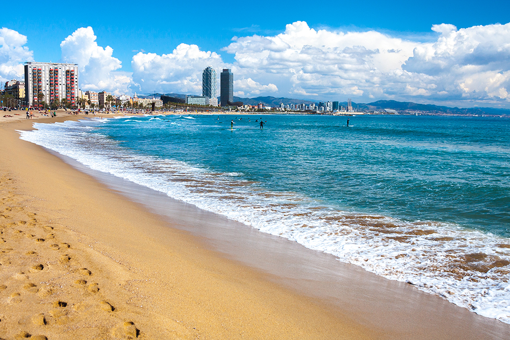 Cheap holidays to Barcelona