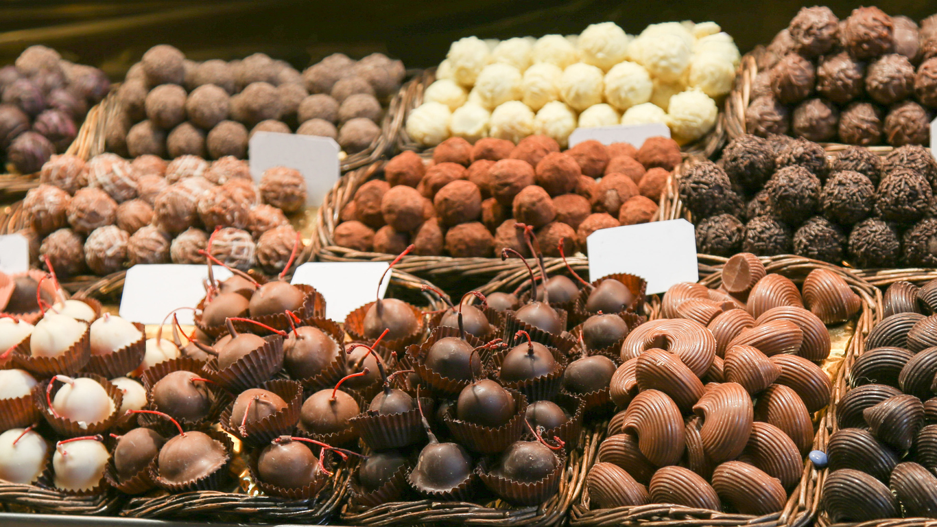 Obidos International Chocolate Festival - Portugal