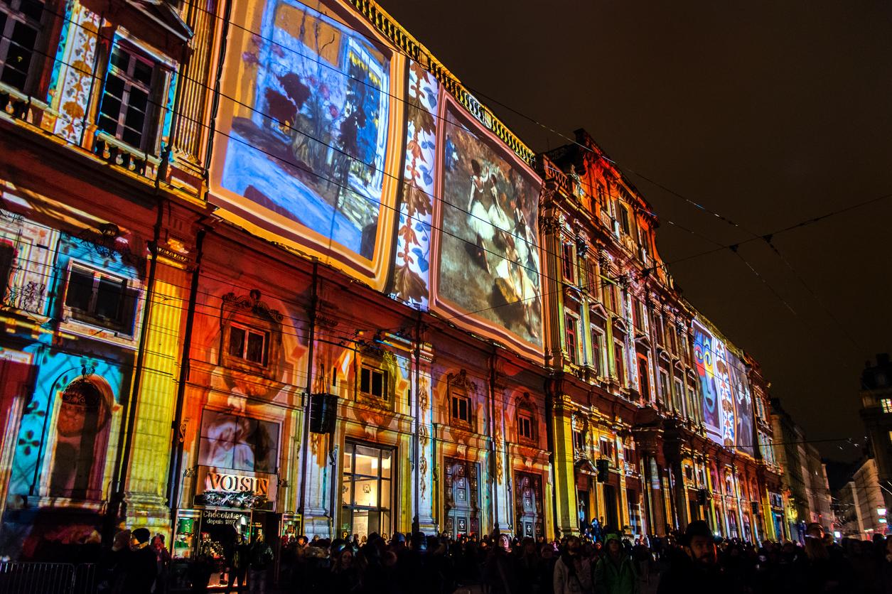 Festival of Lights - Lyon