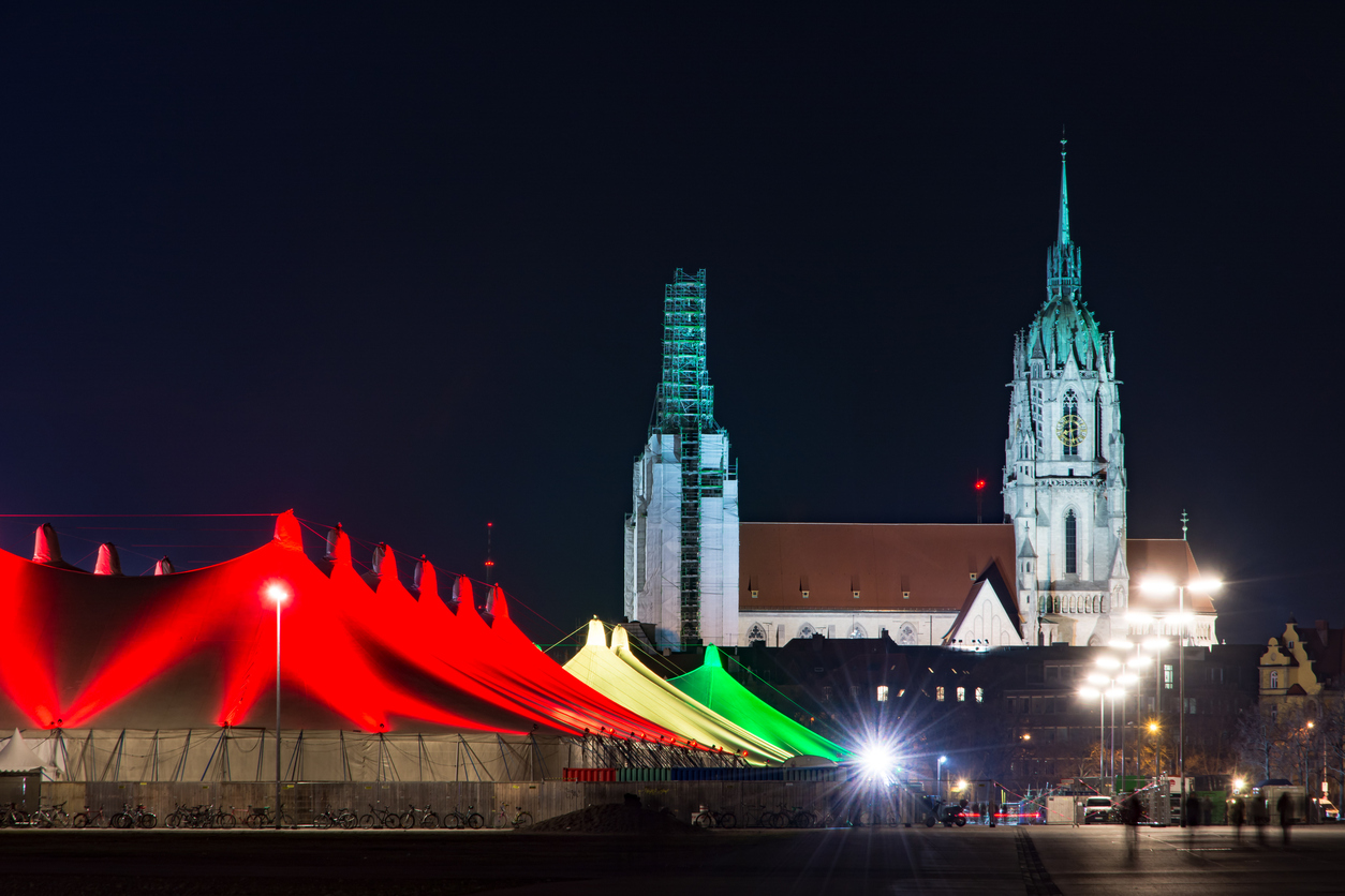 Tollwood Summer Festival - Munich