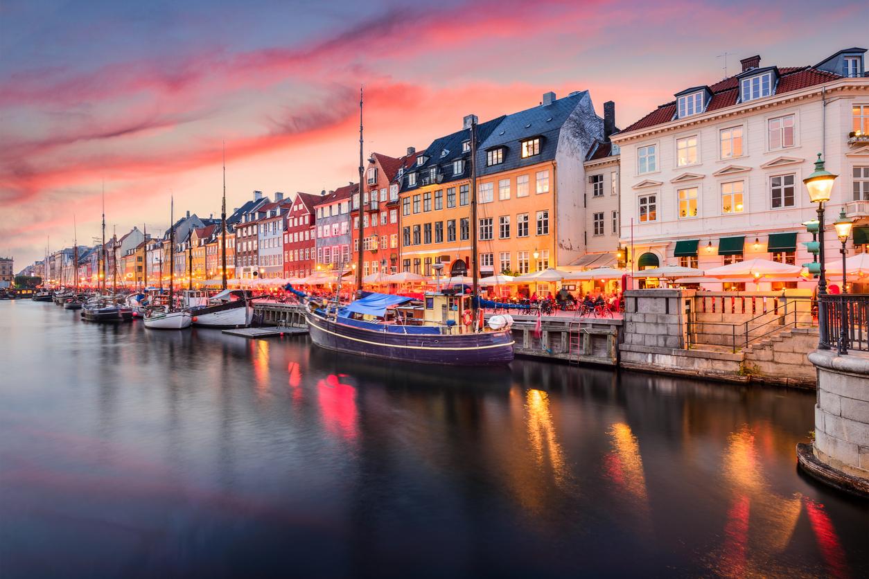 Denmark - Sandinavia