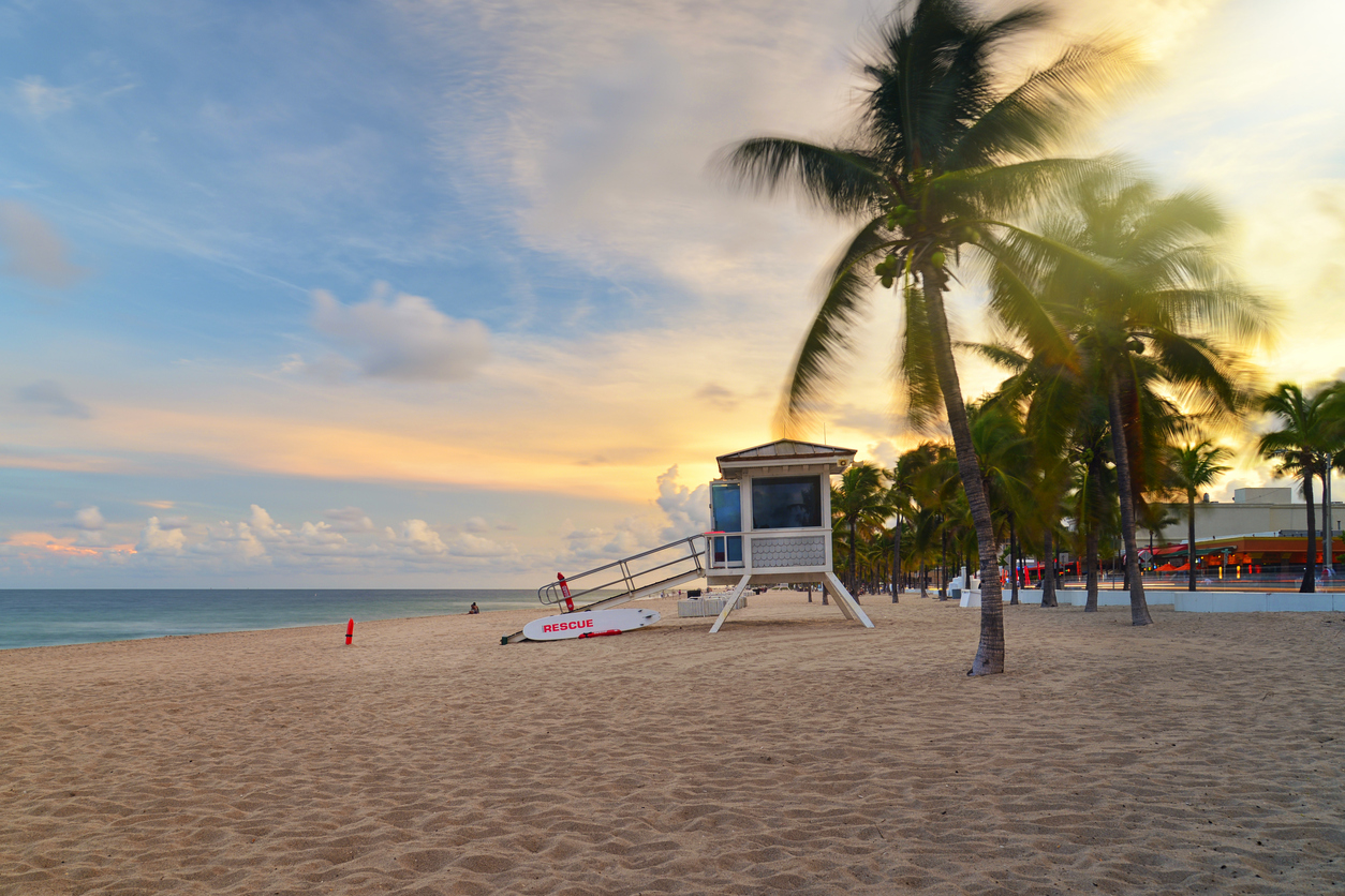 FORT LAUDERDALE BEACH, MIAMI
