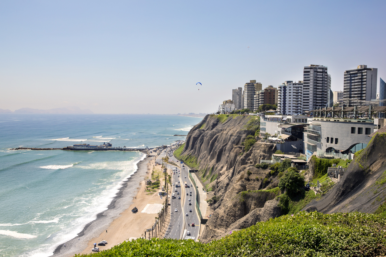 Miraflores - Lima Peru