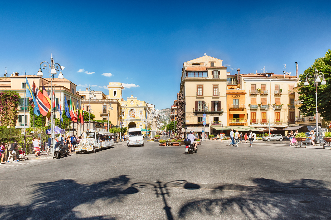 THINGS TO DO IN: SORRENTO