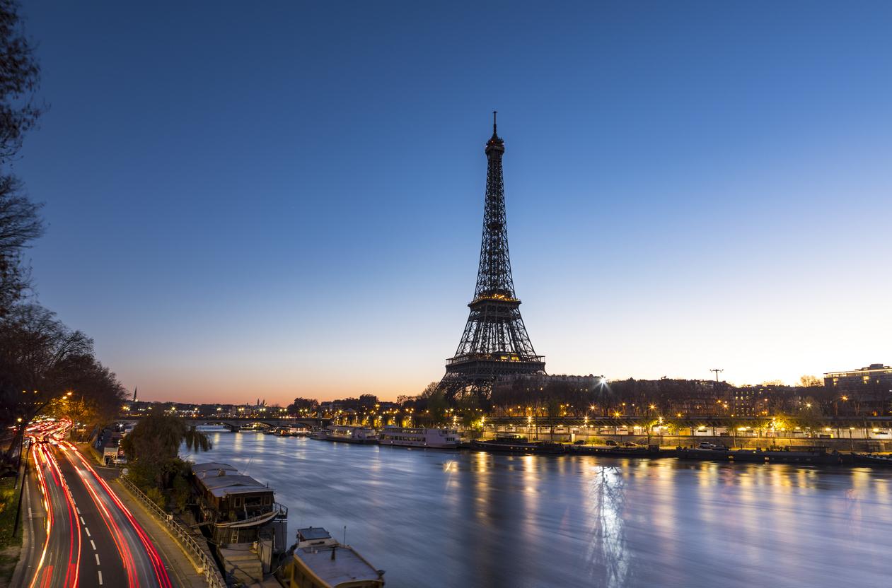 Paris - River Seine