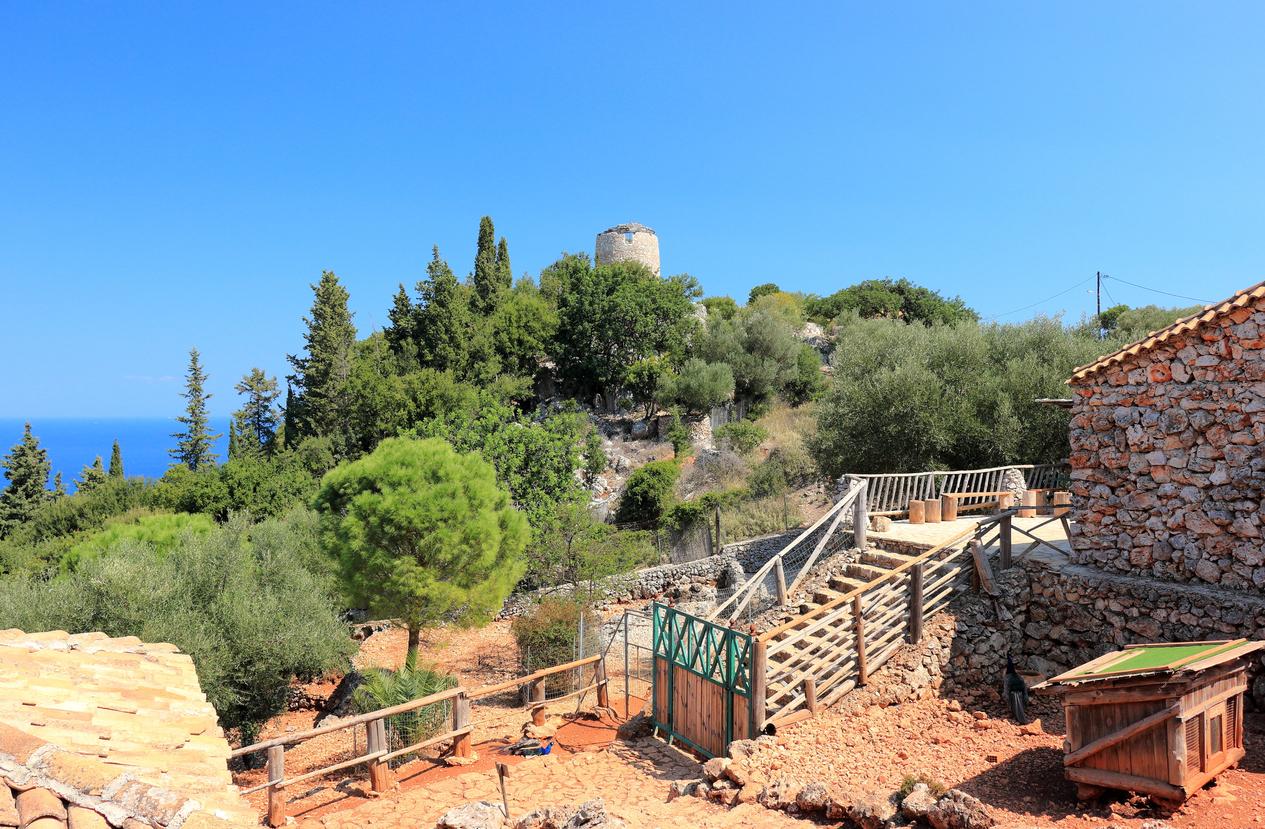 Askos Stone Park. Volimes