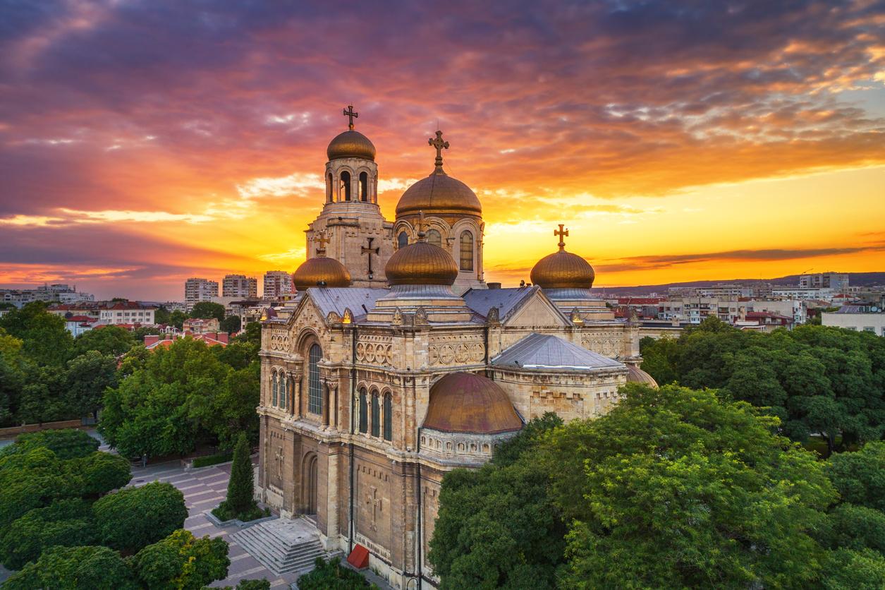Varna Cathedral, Bulgaria