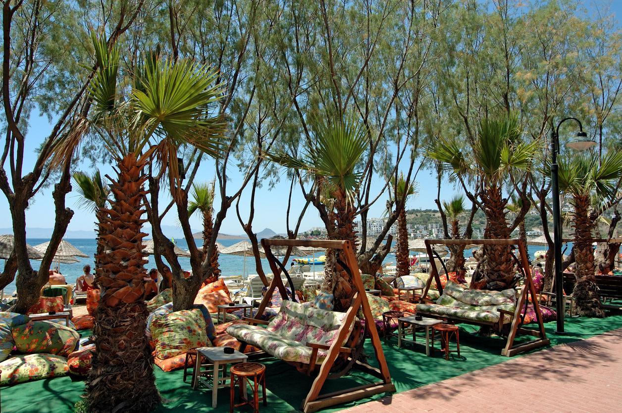Bodrum Bitez Beach